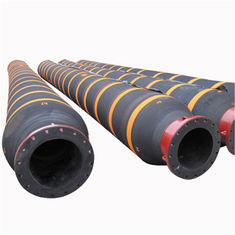China Offshore Tail Floating Hose Marine Oil Hose For Crude Oil Transport factory