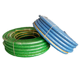 Corrugated EPDM Chemical Suction And Discharge Hose XLPE 20bar Heat Resistant