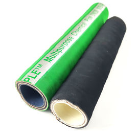 Corrosion Resistance UHMWPE Chemical Hose For Transfer Solvents / Corrosive Liquids