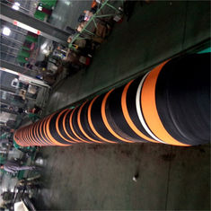 China Offshore Mooring Marine Floating Hose Big Size For Crude Oil Delivery factory