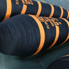 China Rubber Tail Floating Hose / Crude Oil Transfer Hose GMPHOM 2009 Certificate factory