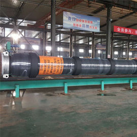 China Flexible Marine Submarine Hose , Oil Suction And Discharge Hose Big Diameter factory