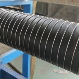 China Anti - Static Petroleum Suction Hose Customized Length Rubber NBR Material factory