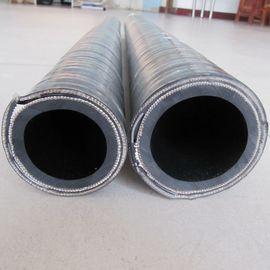 China Material Suction Hose With Steel Wire Reinforced Excellent Abrasion Resistance factory