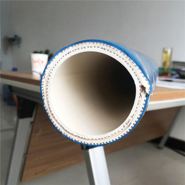 Rubber Food Grade Reinforced Hose / Brewery Suction Hose FDA Approved 0